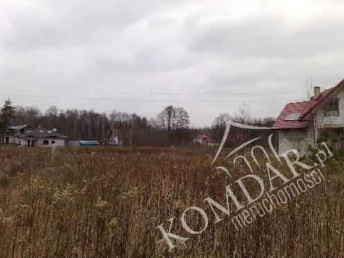 Działka budowlana na sprzedaż Góraszka, Wiązowna- Góraszka  1250m2 Foto 5
