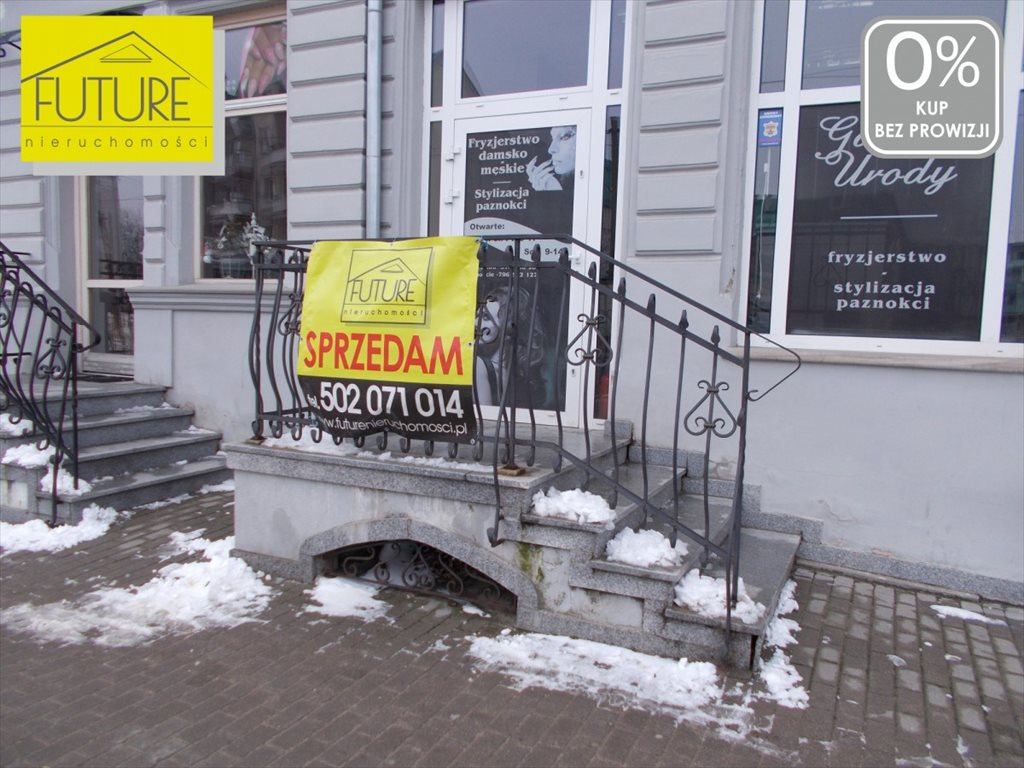 Lokal użytkowy na sprzedaż Elbląg, 3 Maja  54m2 Foto 1