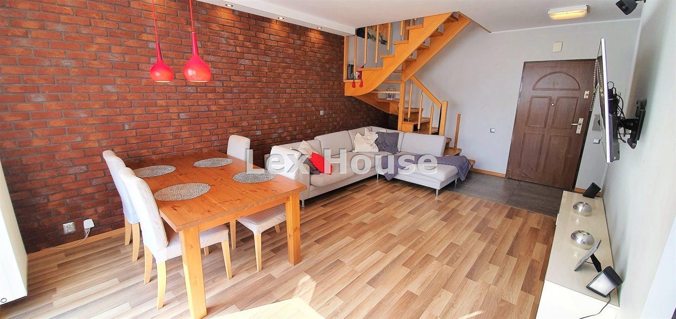 Mieszkanie trzypokojowe na sprzedaż Szczecin, Warzymice  67m2 Foto 4
