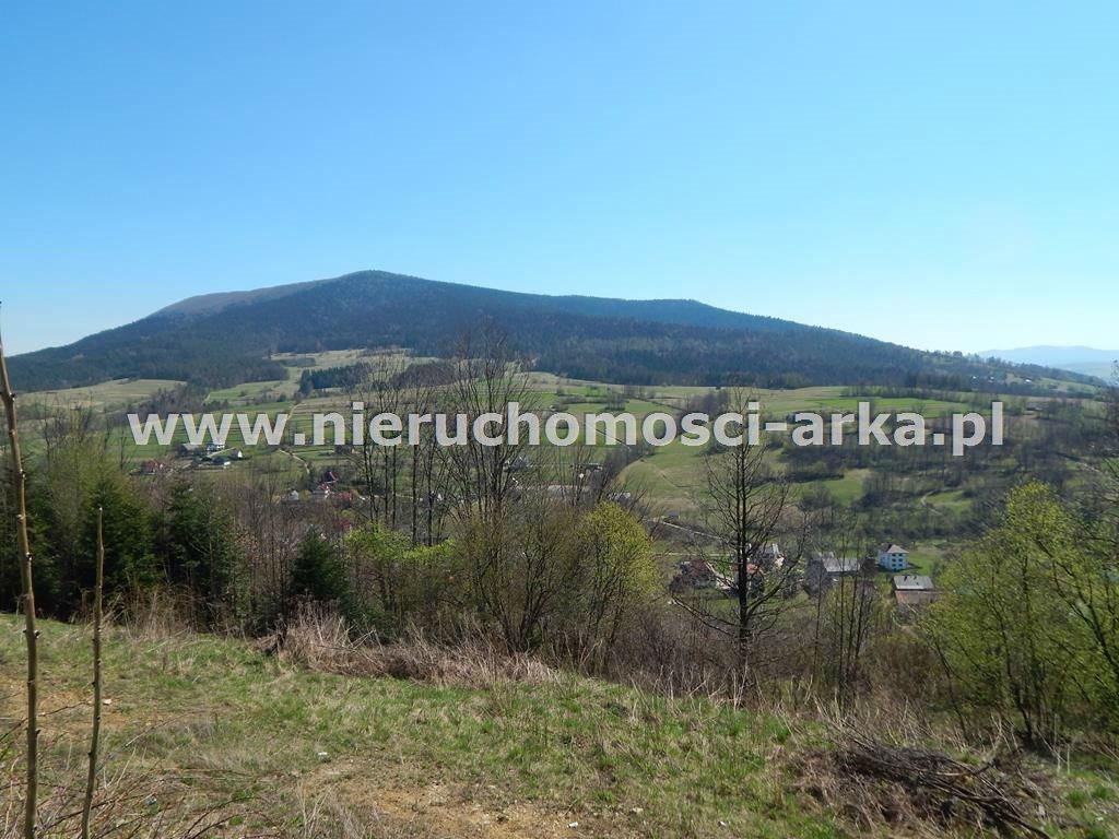 Działka budowlana na sprzedaż Mszana Dolna  4400m2 Foto 4