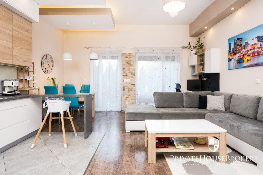 Mieszkanie trzypokojowe na sprzedaż Kraków, Kliny, Kliny, Komuny Paryskiej  60m2 Foto 3