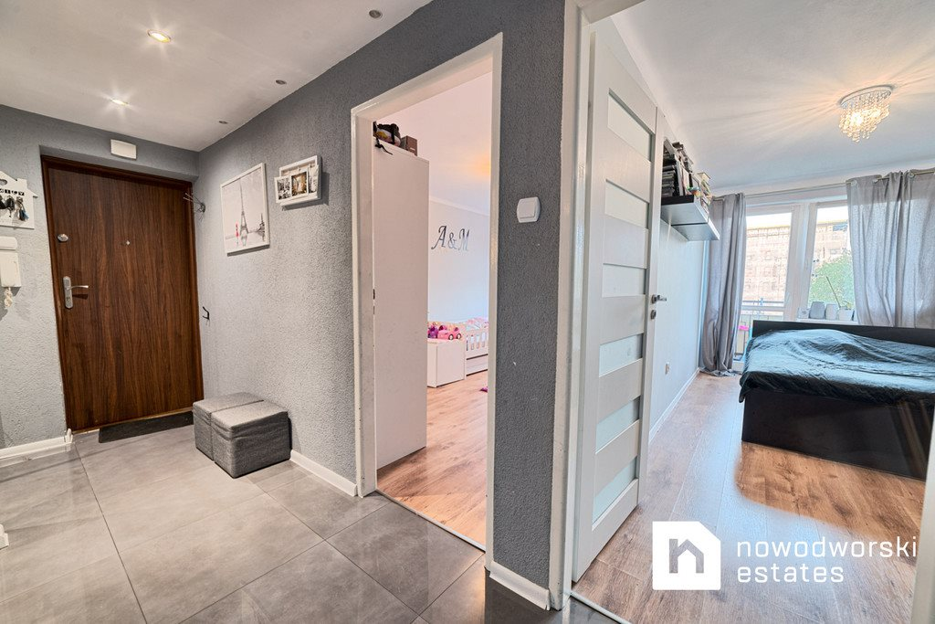 Mieszkanie trzypokojowe na sprzedaż Radom, Nad Potokiem, Oskara Kolberga  52m2 Foto 1
