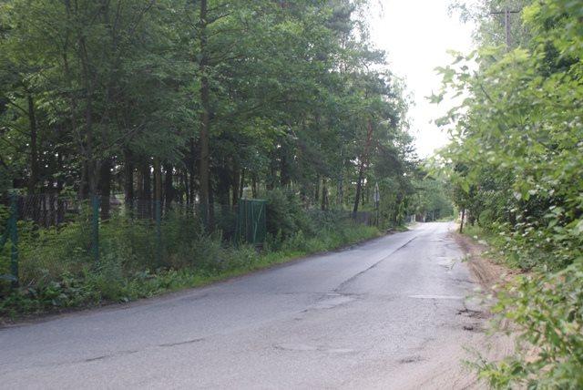 Działka leśna z prawem budowy na sprzedaż Łódź, Widzew, Dworcowa  1836m2 Foto 2