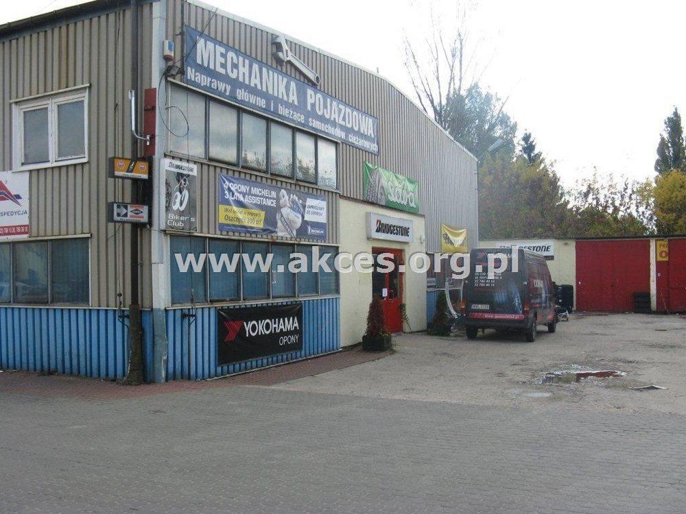 Lokal użytkowy na sprzedaż Kobyłka, Antolek  1249m2 Foto 1