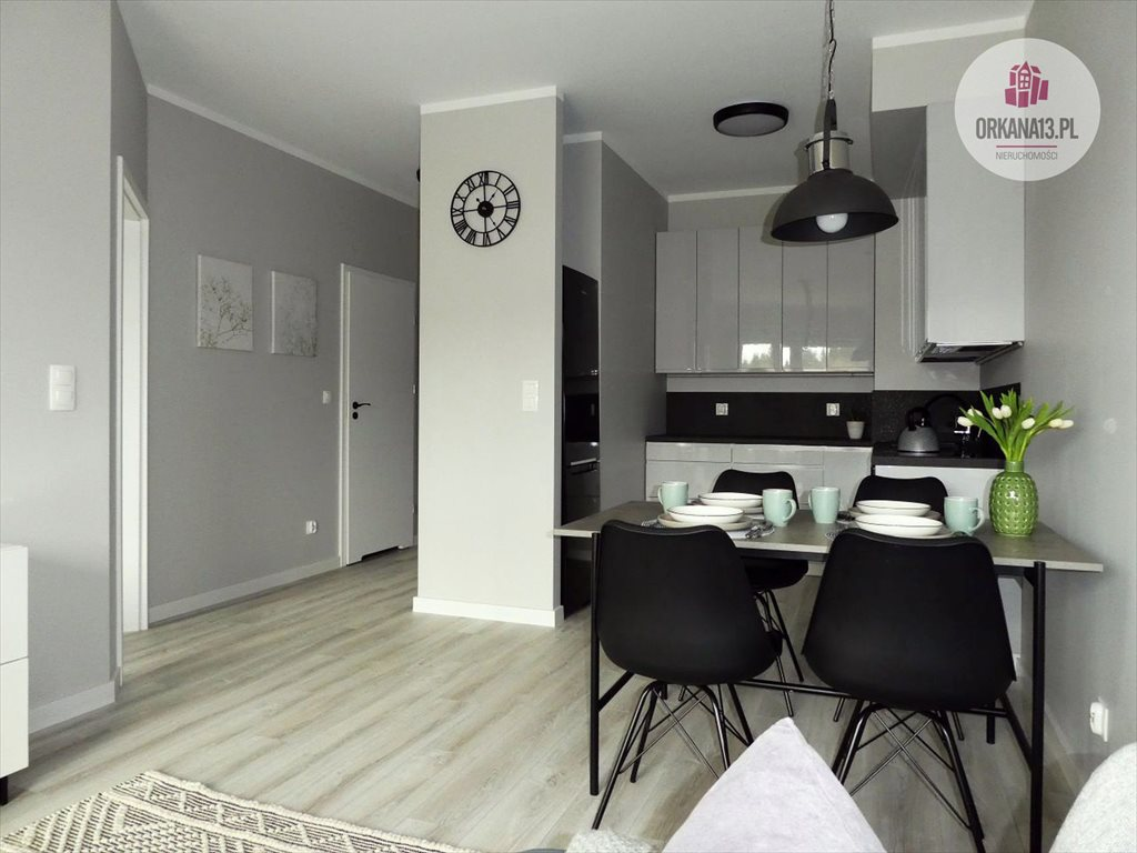 Mieszkanie dwupokojowe na wynajem Olsztyn, Nagórki, ul. Franciszka Barcza  43m2 Foto 3