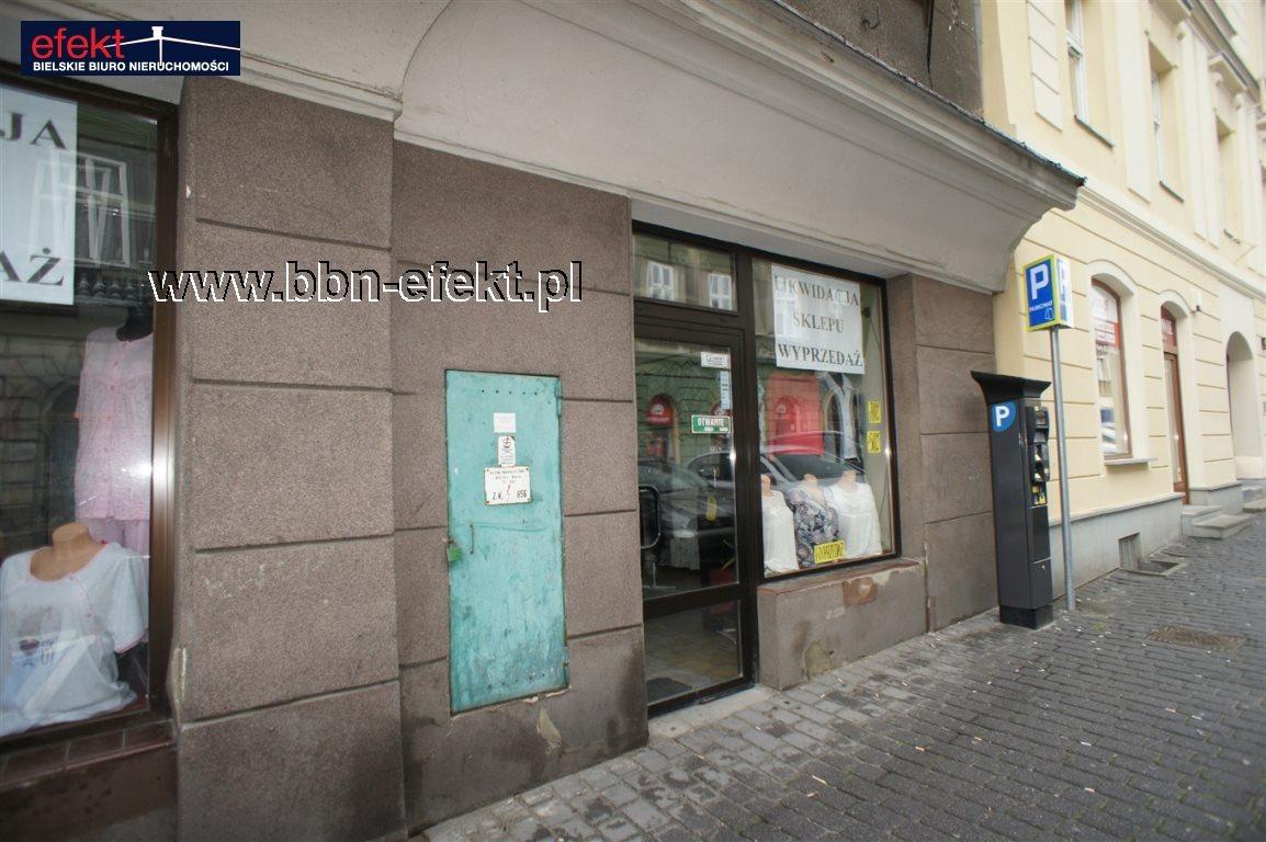 Lokal użytkowy na wynajem Bielsko-Biała, Śródmieście Bielsko  68m2 Foto 1