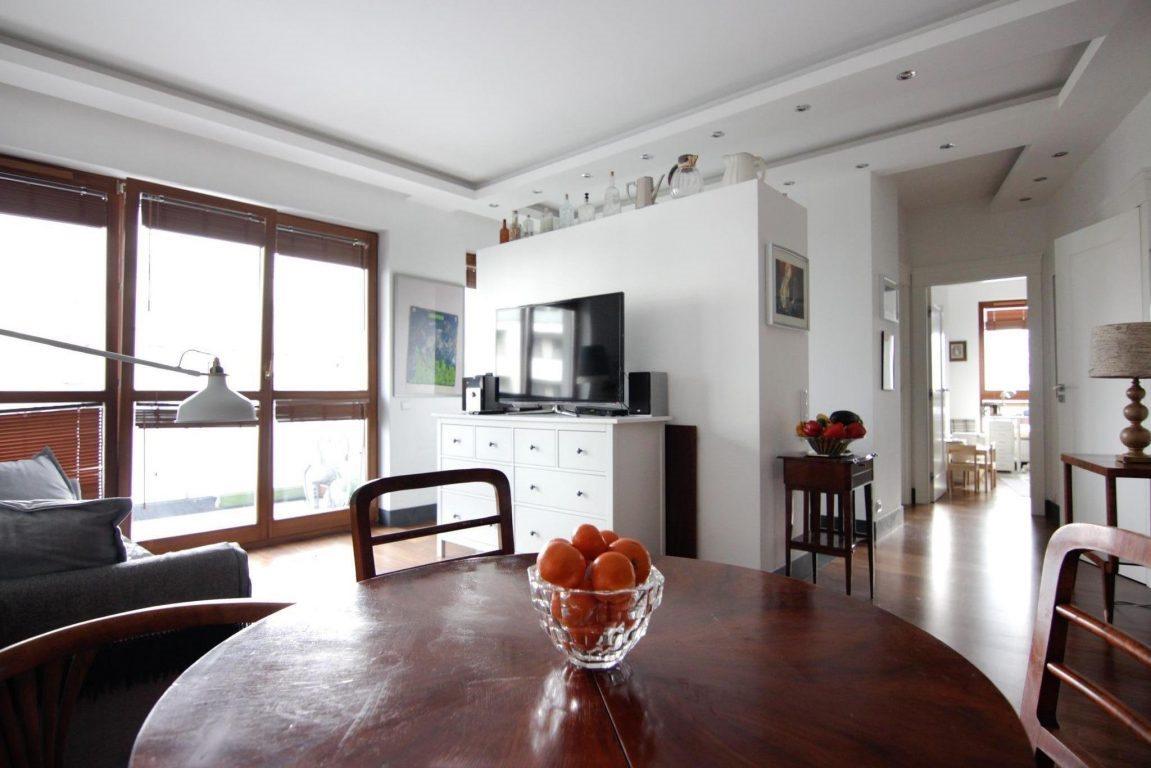Mieszkanie trzypokojowe na sprzedaż Warszawa, Wilanów, Al rzeczypospolitej  73m2 Foto 5