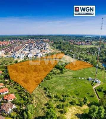 Działka budowlana na sprzedaż Szczecin, Podbórzańska  30168m2 Foto 1