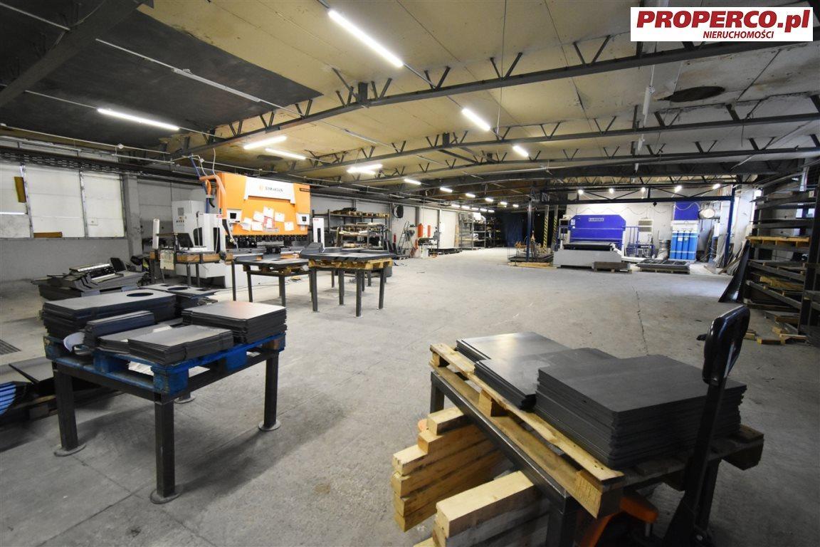Lokal użytkowy na sprzedaż Nowiny  960m2 Foto 2