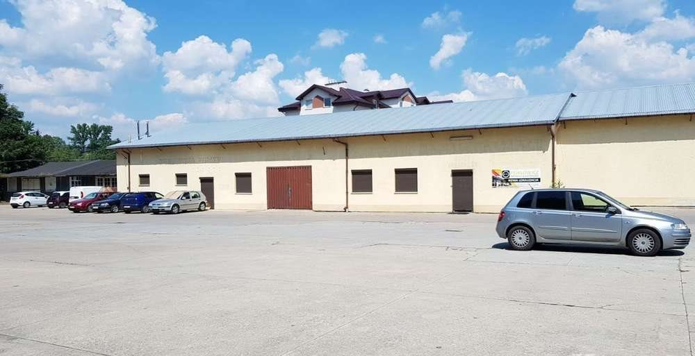 Lokal użytkowy na sprzedaż Gorlice  2672m2 Foto 1