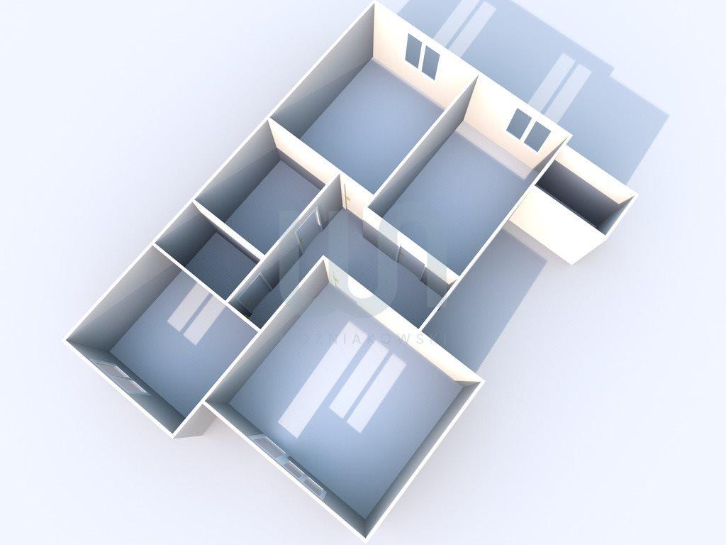 Mieszkanie trzypokojowe na sprzedaż Ząbki, Świerkowa  82m2 Foto 11