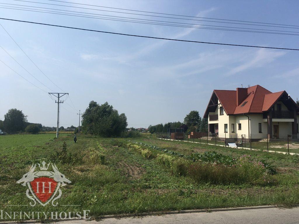 Działka rolna na sprzedaż Wólka Grodziska  4914m2 Foto 2