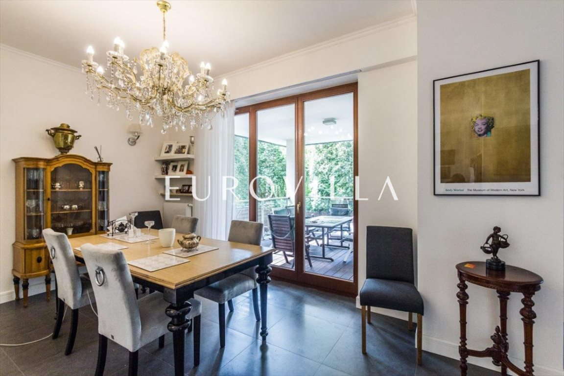 Luksusowe mieszkanie na sprzedaż Warszawa, Wilanów, Obornicka  186m2 Foto 6