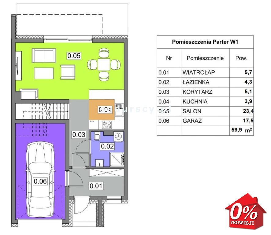 Dom na sprzedaż Kraków, Swoszowice, Soboniowice, Drużbackiej - okolice  121m2 Foto 3