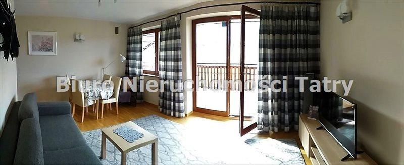 Mieszkanie dwupokojowe na sprzedaż Kościelisko  51m2 Foto 1