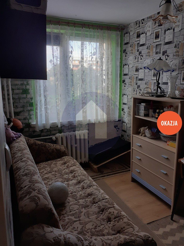 Mieszkanie czteropokojowe  na sprzedaż Przemków  64m2 Foto 2