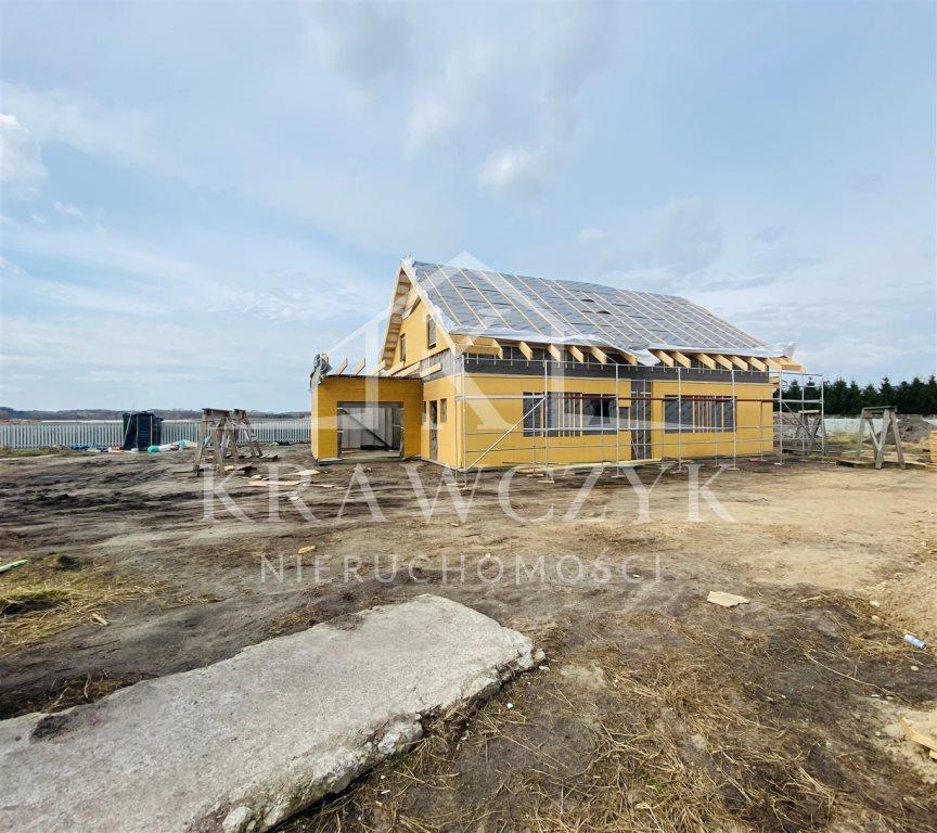 Dom na sprzedaż Szczecin, Wielgowo  129m2 Foto 2