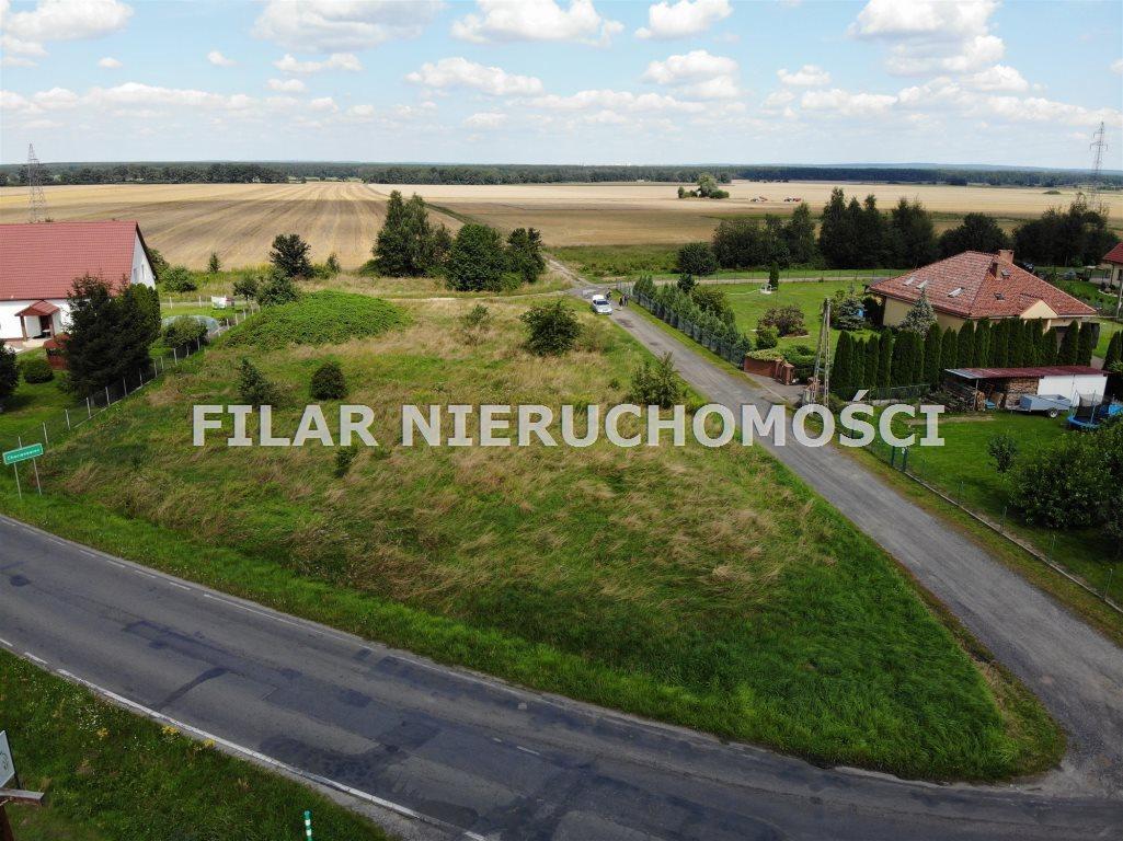 Działka budowlana na sprzedaż Chocianowiec  2600m2 Foto 3