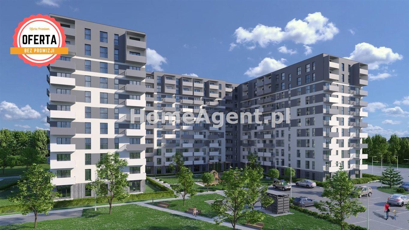 Mieszkanie trzypokojowe na sprzedaż Katowice, Podlesie  45m2 Foto 1