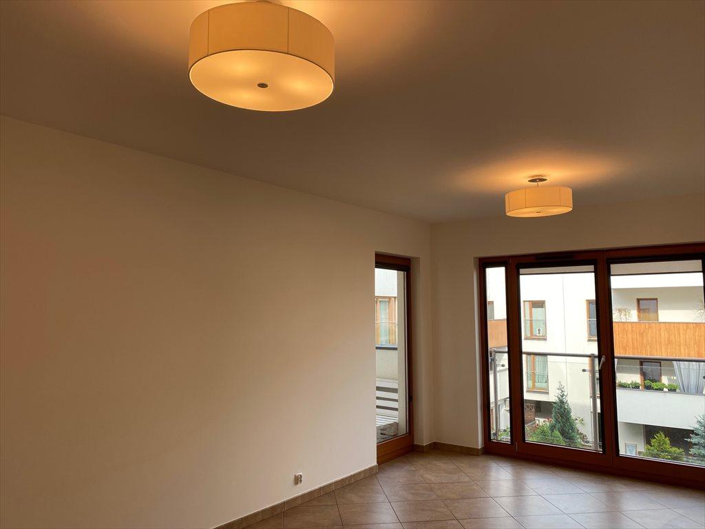 Mieszkanie dwupokojowe na wynajem Warszawa, Wilanów, Sarmacka 1a  53m2 Foto 2