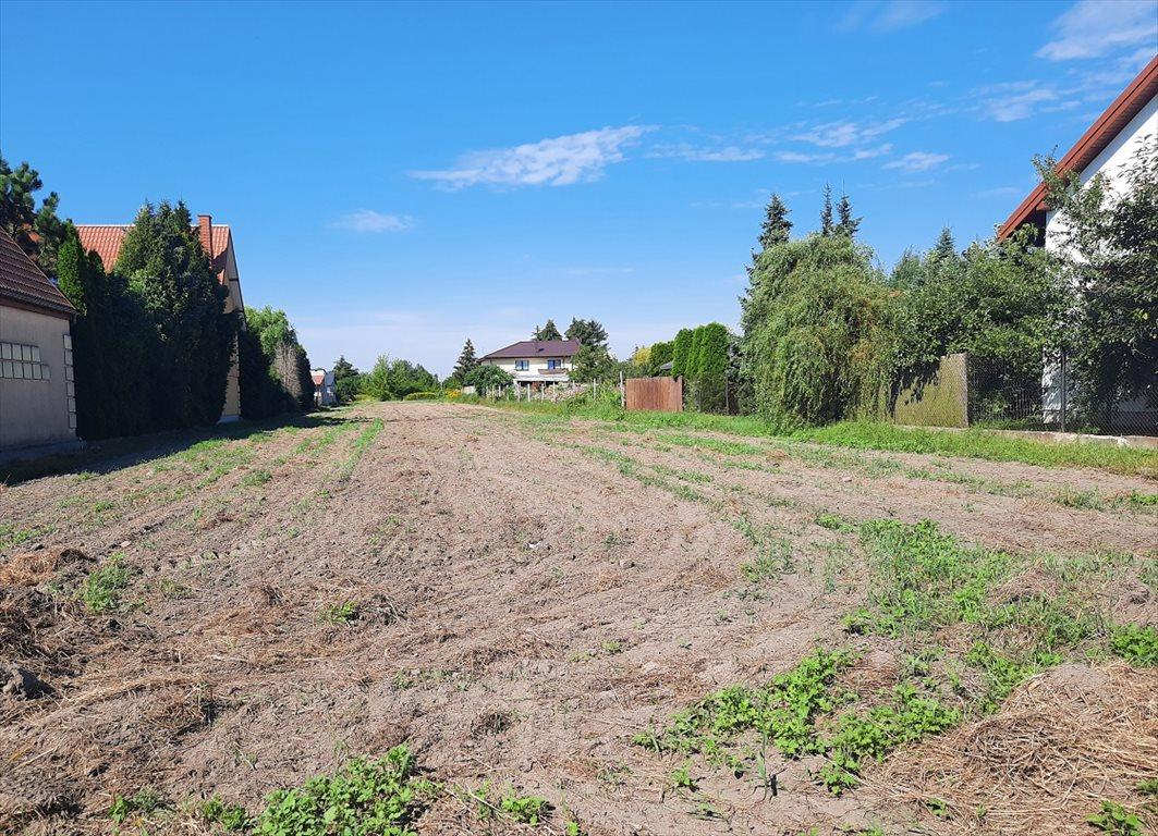 Działka budowlana na sprzedaż Stare Babice, Zielonki Wieś  3500m2 Foto 1
