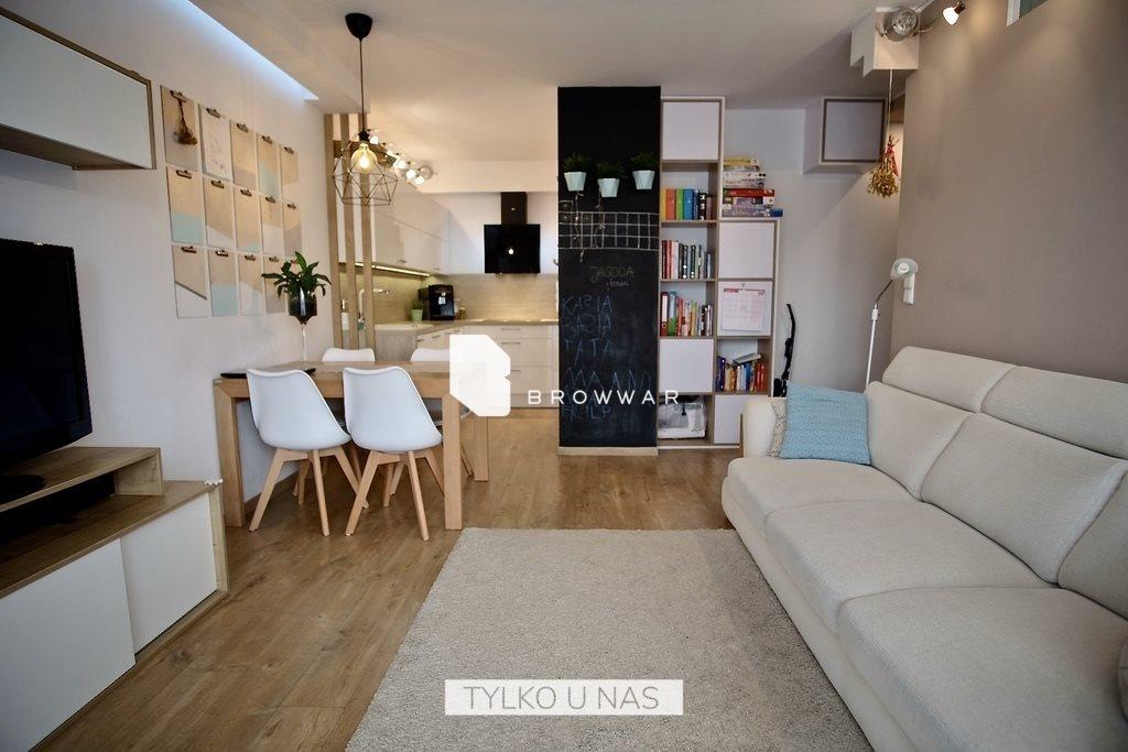 Mieszkanie trzypokojowe na sprzedaż Poznań, Naramowice, Czarnucha  48m2 Foto 1