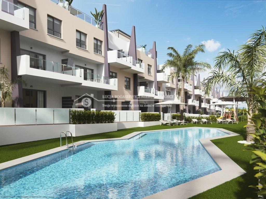 Mieszkanie dwupokojowe na sprzedaż Costa Blanca, Orihuela Costa  80m2 Foto 9
