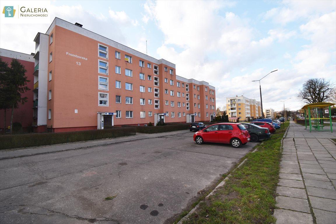 Mieszkanie czteropokojowe  na sprzedaż Elbląg, Fromborska  69m2 Foto 10