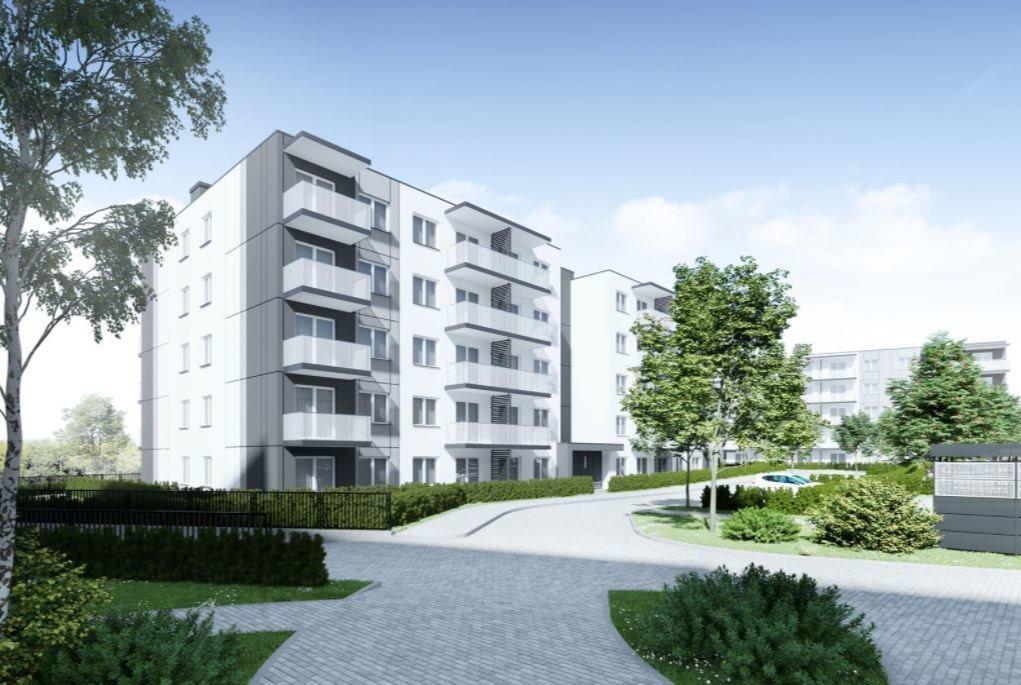 Mieszkanie dwupokojowe na sprzedaż Gdańsk, Kowale, Zeusa  44m2 Foto 4