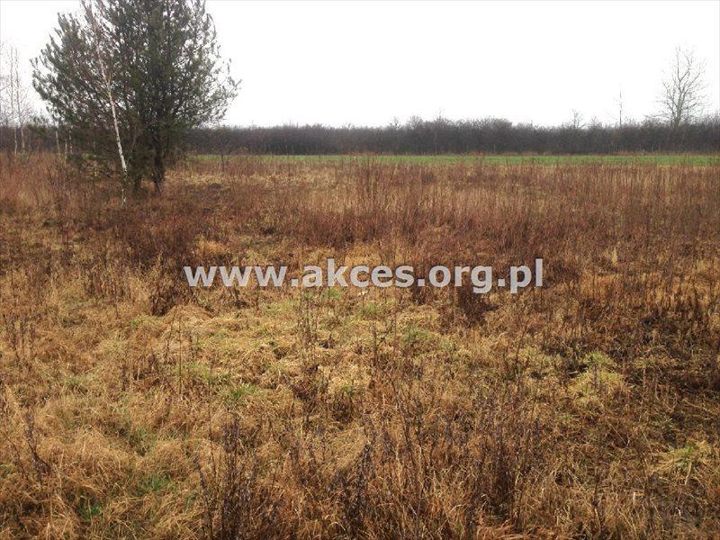 Działka rolna na sprzedaż Gołków  1261m2 Foto 3