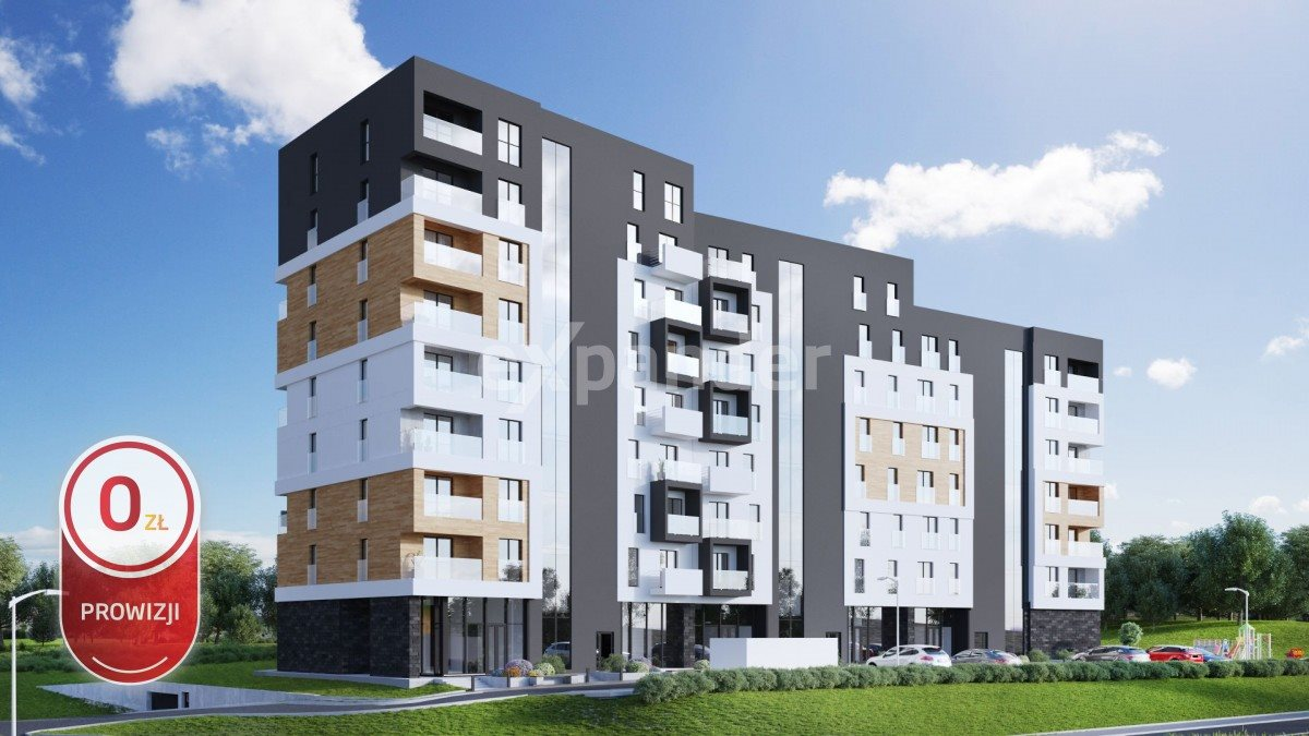 Mieszkanie trzypokojowe na sprzedaż Rzeszów, bł. Karoliny  59m2 Foto 2