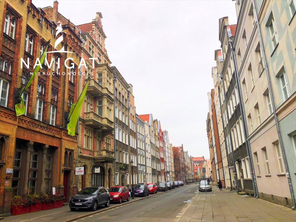 Mieszkanie dwupokojowe na sprzedaż Gdańsk, Śródmieście, Ogarna  34m2 Foto 8