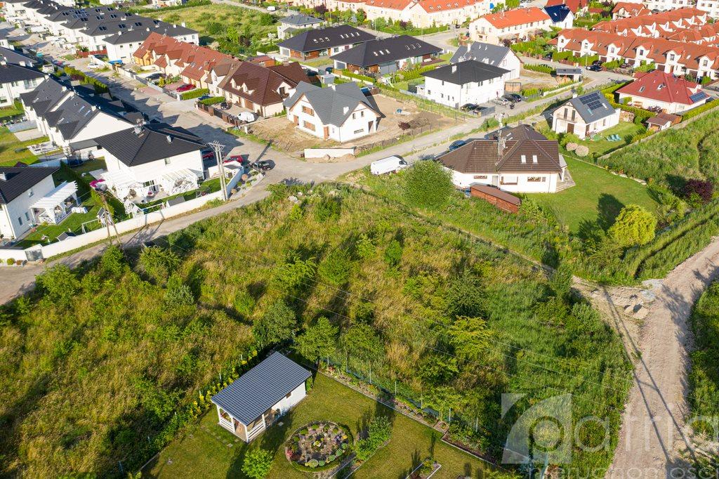 Działka budowlana na sprzedaż Bezrzecze  1007m2 Foto 11
