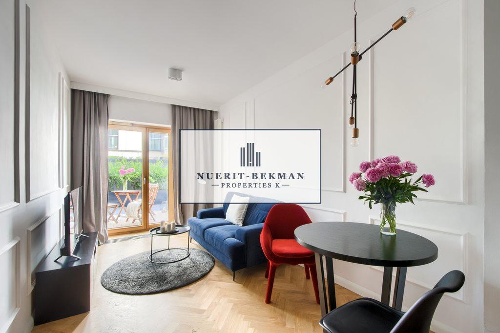 Mieszkanie dwupokojowe na wynajem Warszawa, Śródmieście, Grzybowska  34m2 Foto 1