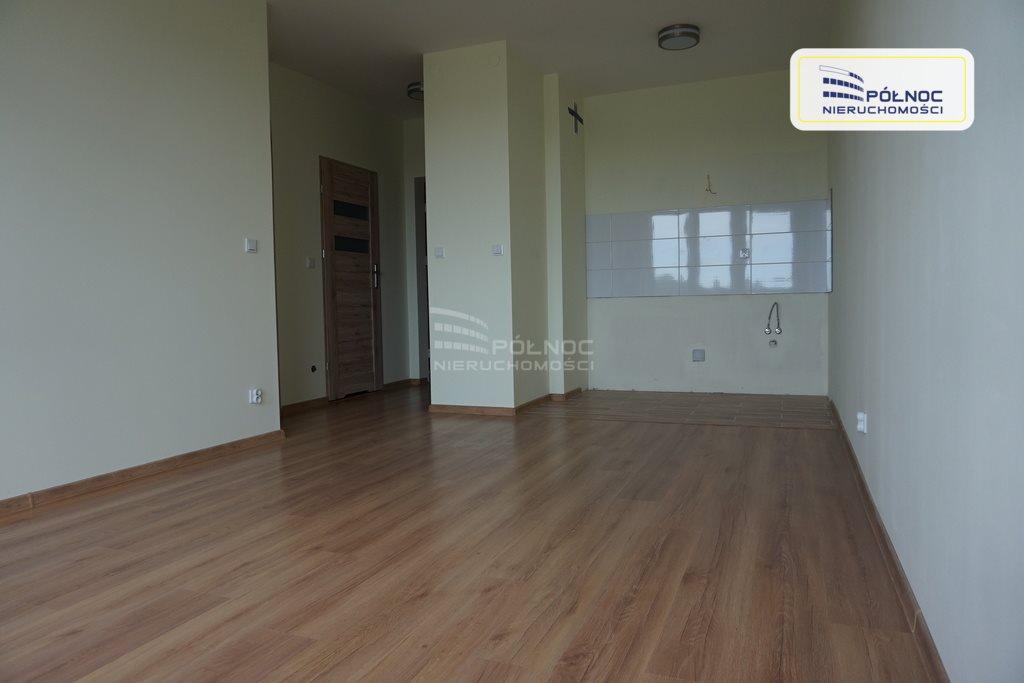 Mieszkanie dwupokojowe na wynajem Pabianice, Nowe 2 pokoje, winda, balkon, miejsce postojowe  46m2 Foto 1