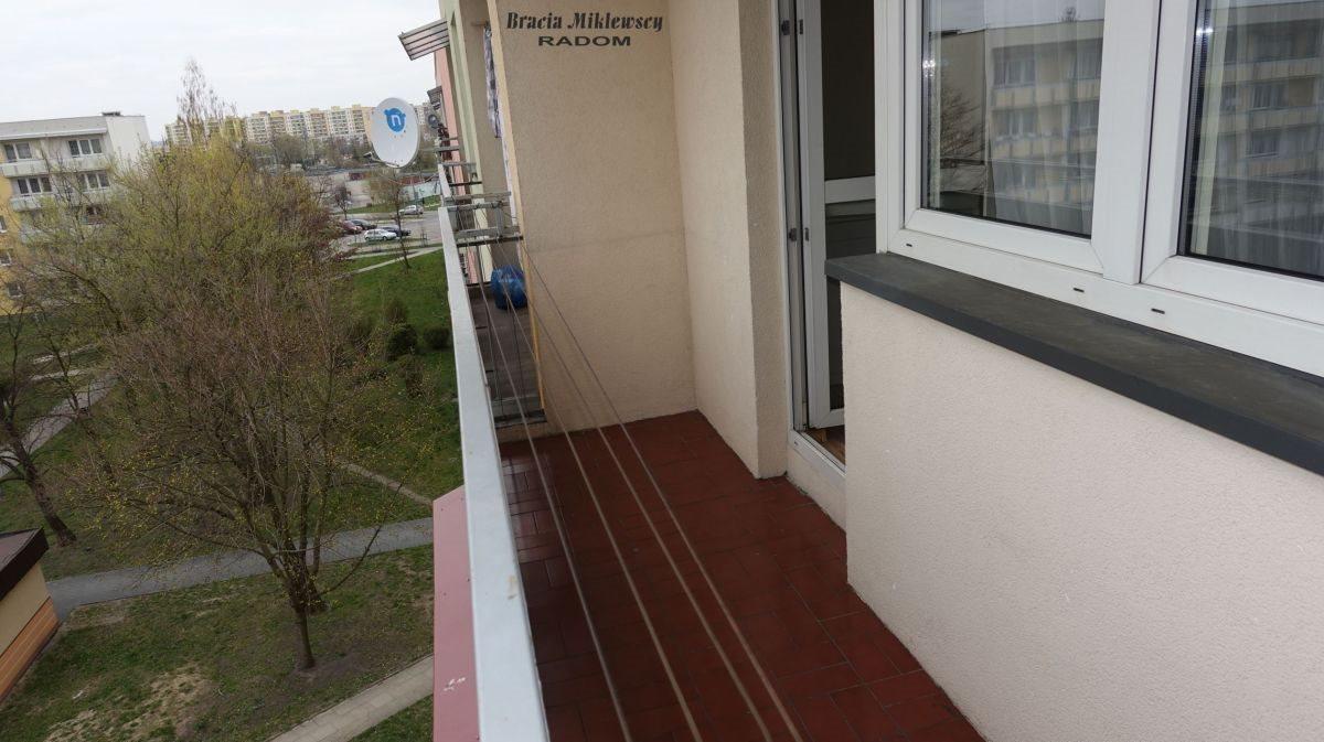 Mieszkanie trzypokojowe na wynajem Radom, Prędocinek, Ostrowiecka  60m2 Foto 13
