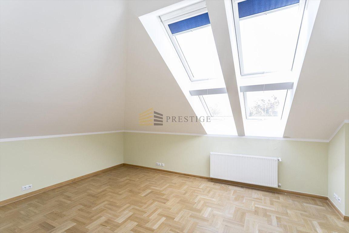Mieszkanie trzypokojowe na wynajem Warszawa, Wilanów, Janczarów  136m2 Foto 13