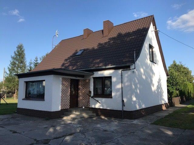 Dom na sprzedaż Dobrodzień, Pludry  127m2 Foto 3