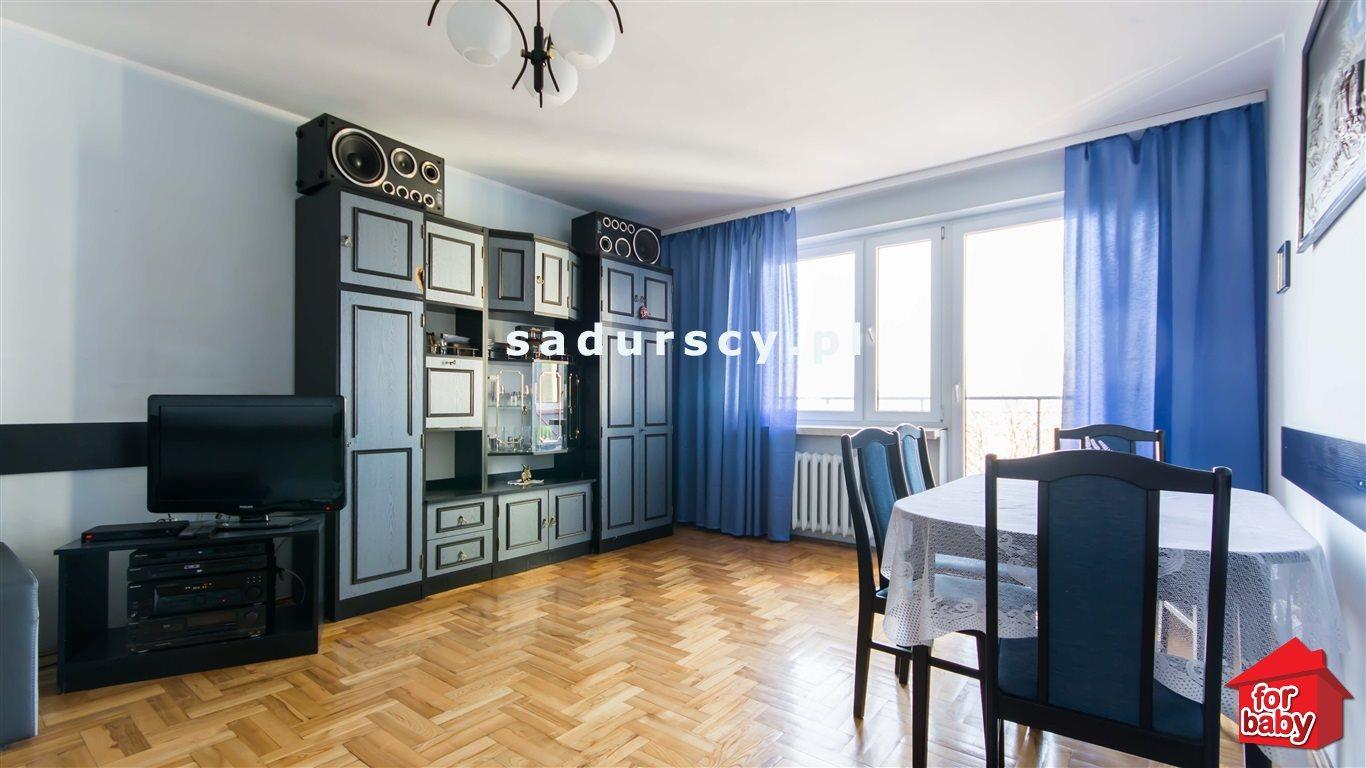 Mieszkanie trzypokojowe na sprzedaż Kraków, Łagiewniki-Borek Fałęcki, Łagiewniki, Zakopiańska  72m2 Foto 2
