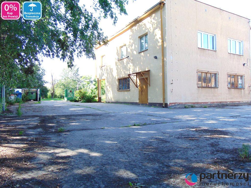 Działka inna na sprzedaż Gdańsk, Brzeźno, Gdańska  934m2 Foto 1