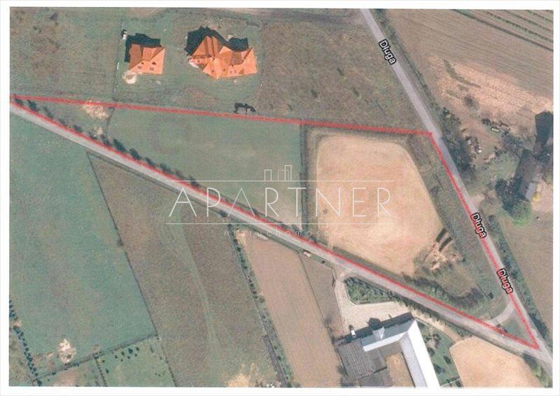 Działka rolna na sprzedaż Rosanów  7494m2 Foto 1