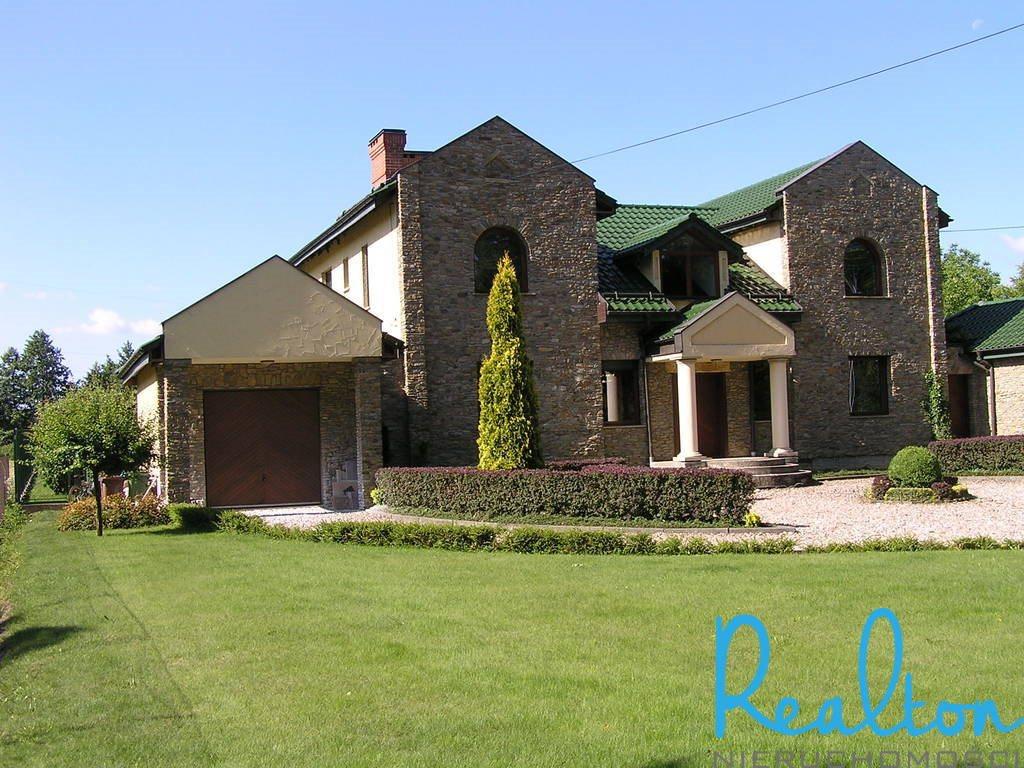 Dom na sprzedaż Kęty, al. Wojska Polskiego  380m2 Foto 2