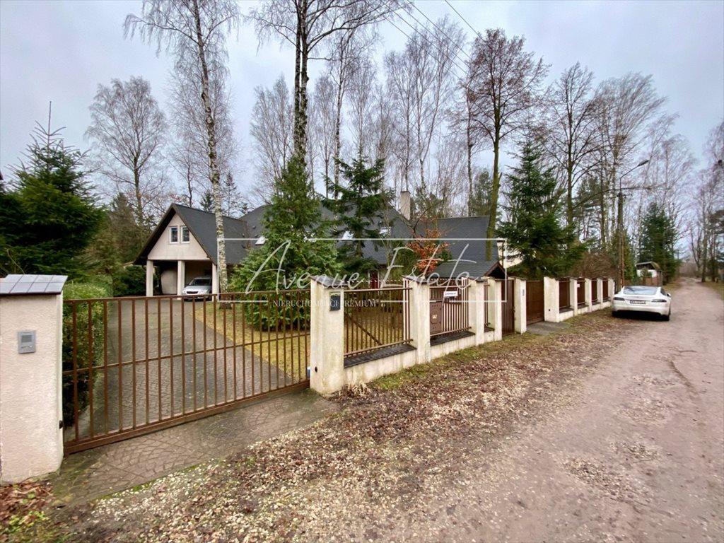 Dom na sprzedaż Magdalenka, Grójecka  356m2 Foto 1