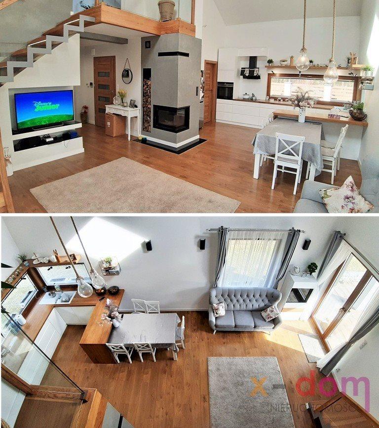 Dom na sprzedaż Borków  160m2 Foto 3