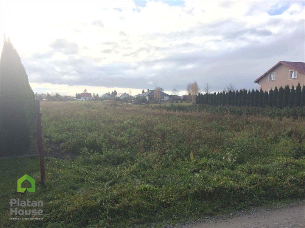 Działka budowlana na sprzedaż Skrobów-Kolonia  3828m2 Foto 7