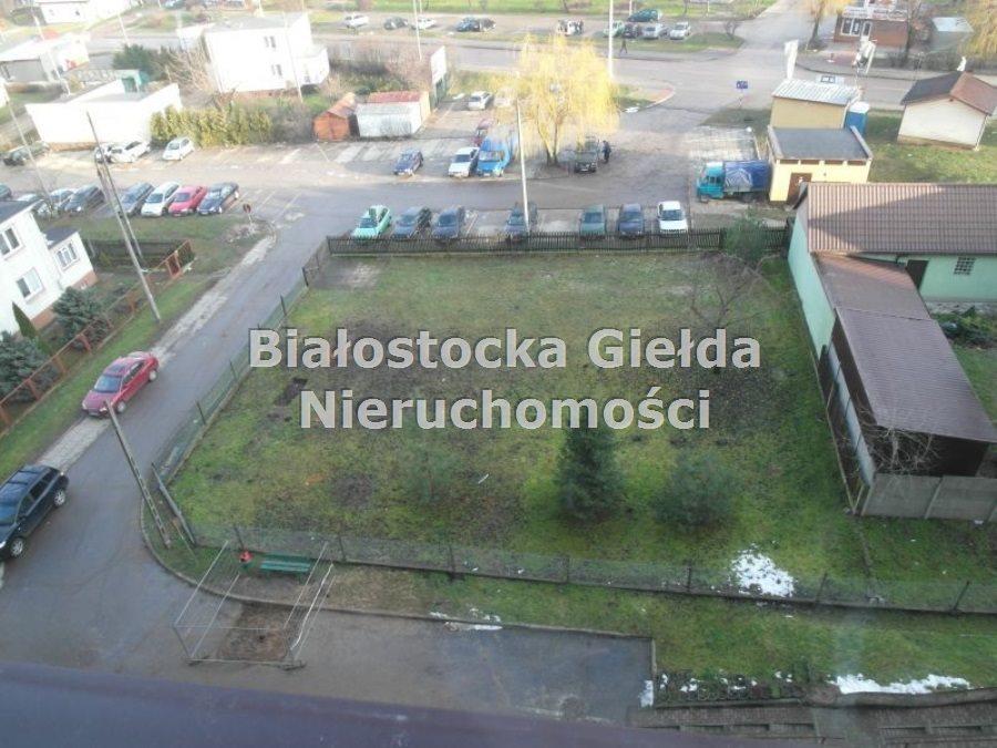 Działka inwestycyjna na sprzedaż Białystok, Dziesięciny II  771m2 Foto 1