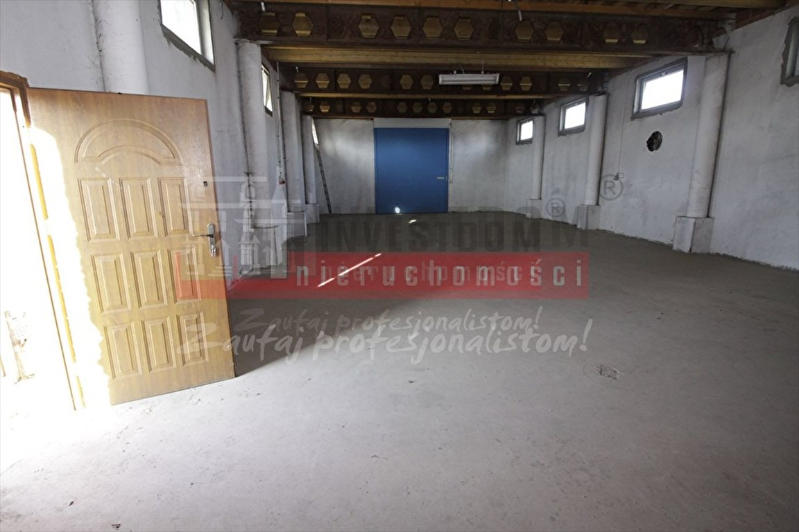 Lokal użytkowy na sprzedaż Gorzów Śląski  860m2 Foto 8