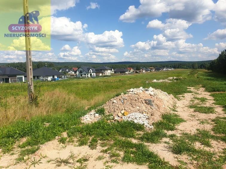 Działka budowlana na sprzedaż Tumlin-Podgród  848m2 Foto 4