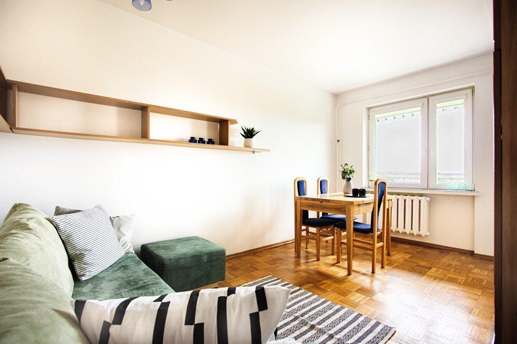 Mieszkanie dwupokojowe na wynajem Białystok, Zielone Wzgórza, Aleja Niepodległości  37m2 Foto 2
