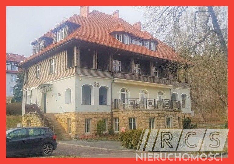 Lokal użytkowy na sprzedaż Polanica-Zdrój, Parkowa  724m2 Foto 1